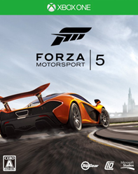 Forza Motorsport Five Limited Edition North American Cover Art