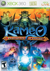 Kameo: Elements of Power North American Cover Art